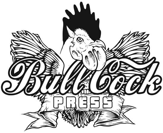 Bull Cock Press Logo